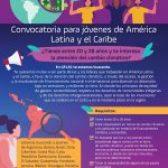 Finanzas Sostenibles para el Futuro: Convocatoria para jóvenes de América Latina y el Caribe
