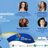 Presentación del Índice  de Finanzas Sostenibles en Argentina: retos y oportunidades para financiar el desarrollo sostenible